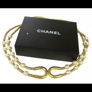 Chanel belt/ necklace